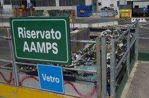 da gioved 1 ottobre i centri di raccolta di aamps si avvalgono di un incremento di 10 ore complessive degli impianti a della